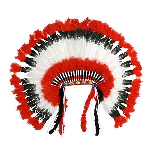 Widmann - Indianerkopfschmuck