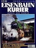 EISENBAHN KURIER [No 284] du 01/05/1996 - 18 478- S 3 - 6 WIEDER UNTER DAMPF - 40 JAHRE E 41 - 60 JAHRE LBE- DOPPELDECKER - KIBRI-BRAUEREI ALS HO-MODELL