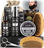 Best Beard Growth Products - Isner Mile Beard Kit for Men, Grooming Review