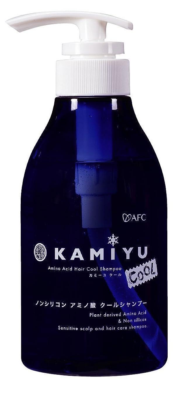 ビルティッシュピーブAFC(エーエフシー) 髪優(カミーユ) アミノ酸シャンプー クール 370ml