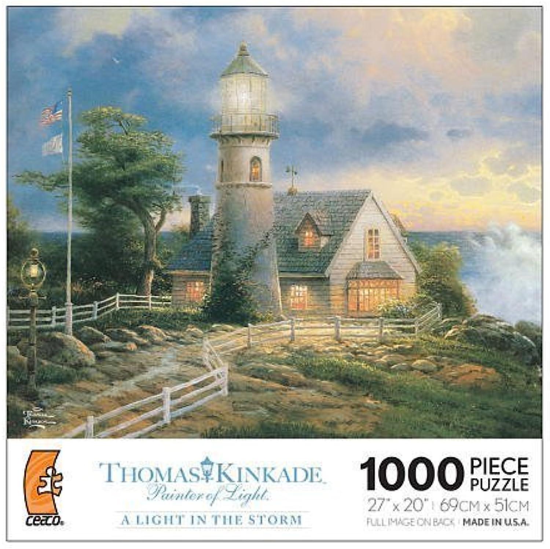 Thomas Kinkade Valley of Peace 1000 Piece Puzzle