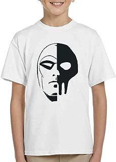 Comics Kingdom The Phantom Skull Split Kid's T-Shirt