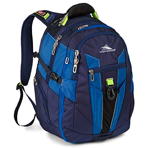 High Sierra XBT Business Laptop Backpack - 17-inch Laptop Backpack