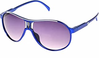 XINGTAO - XINGTAO Gafas de Sol para niños Anti-UV Niños Gafas de Sol Niñas Niñas Niñas Sombras Bebé Gafas Gafas Al Aire Libre Marcos Multi Retro Niños Gafas de Sol Negro Rosa (Frame Color : Blue)