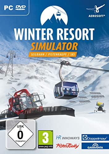 Winter Resort Simulator - [PC]