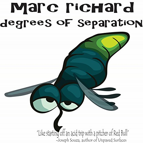 Degrees of Separation: A Pseudonovel cover art