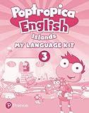 Poptropica English Islands Level 3 My Language Kit + Activity Book pack