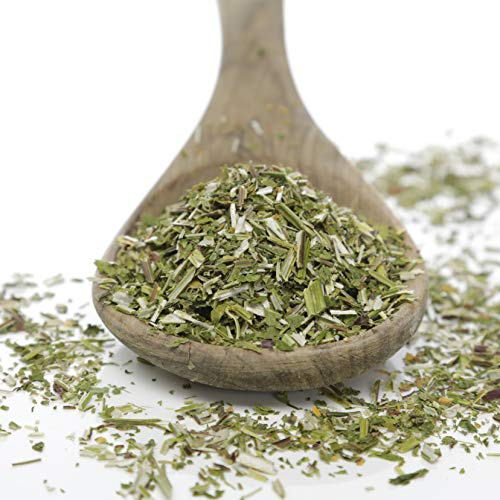 Herbis Natura Helmkraut geschnitten, traditionelle Heilpflanze, als Tee zur Beruhigung & Entspannung, Kräuter-Tee, loses Kraut, scutellaria lateriflora, 100 g
