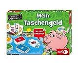Noris 606011636 Mein Taschengeld, Kinderleichtes Lernspiel rund um den Umgang mit Geld, für 2 bis 6 Spieler ab 7 Jahren