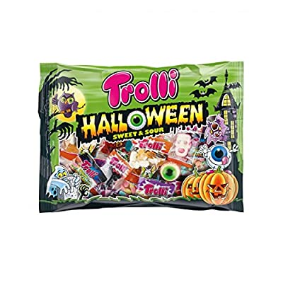 horror-shop halloween sweet & sour candy mix Halloween Sweet & Sweet Trick or Treat Candy Mix 51iy 6slOBL
