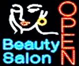 LED Neon Hair Cut Beauty Salon Open Business Sign B61