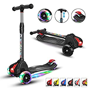 XJD Scooters for Kids Toddler Scooters