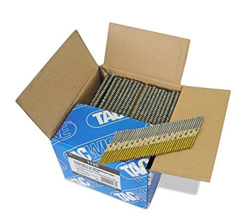 Tacwise 1125 Streifennägel Ring Verzinkt (2,8/65mm,3.300 Stück pro Verpackung)