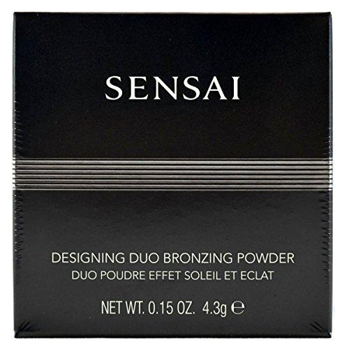 Kanebo Sensai Teint  Designing Duo Bronzing Powder Bronzingpuder, 4.3 g