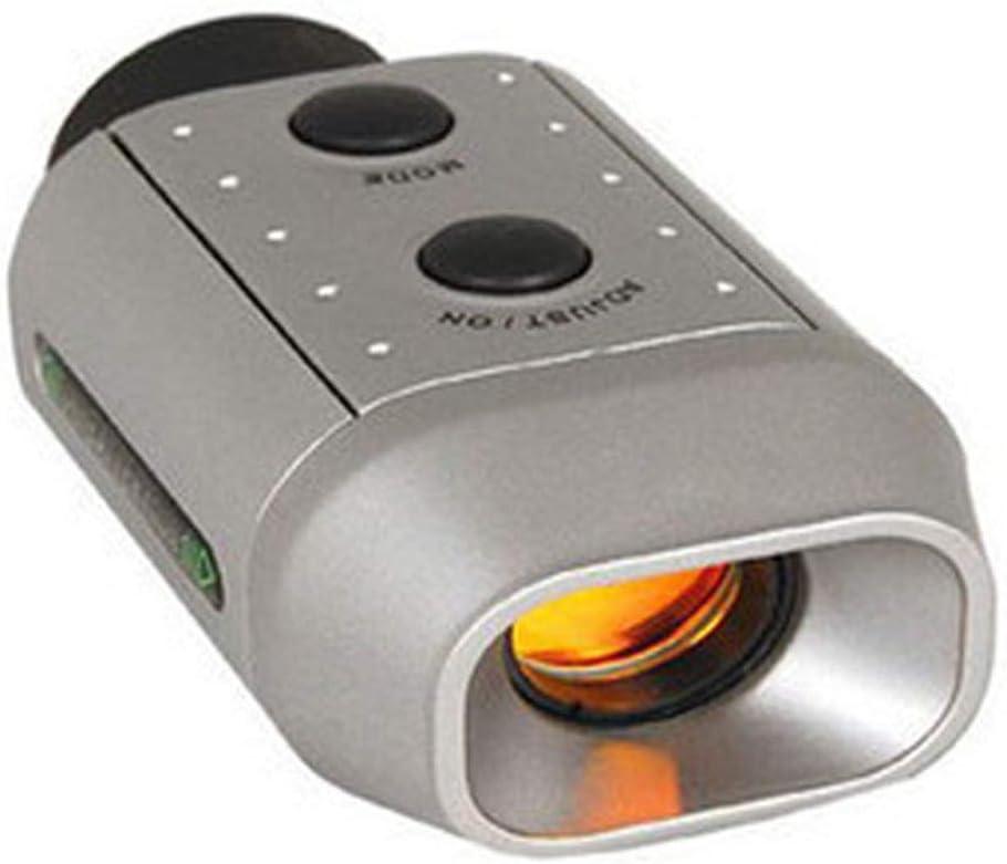 POXE Telémetro de Golf, Nuevo portátil 930 Yardas 850M 7X18 Telémetro Digital Sensor de medición de Distancia Medida de Altura Alcance de Golf Distancia Buscador de Rango y Bolsa de Caza Deportiva
