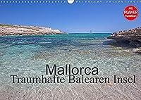 Mallorca - Traumhafte Balearen Insel (Wandkalender 2022 DIN A3 quer): Lassen Sie sich verzaubern von herrlichen Fotografien der huebschen spanischen Urlaubsinsel (Geburtstagskalender, 14 Seiten )