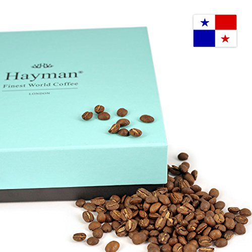 100% Panama Geisha Coffee - Whole bean - One of the world's best coffees, freshly roasted for you on shipment day!