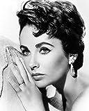 Perfect A4 Poster Elizabeth Taylor, Vintage-Poster