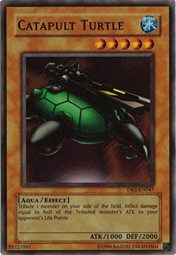 Yu-Gi-Oh Cards Dark Beginning 2 Singles - DB2-EN047 Catapult Turtle Super Rar...