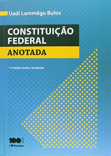 Constituição Federal Anotada