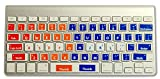 Learn to Type Keyboard Stickers Keyboard Genius Touch Typing for Kids and Adults Typing Instructor...