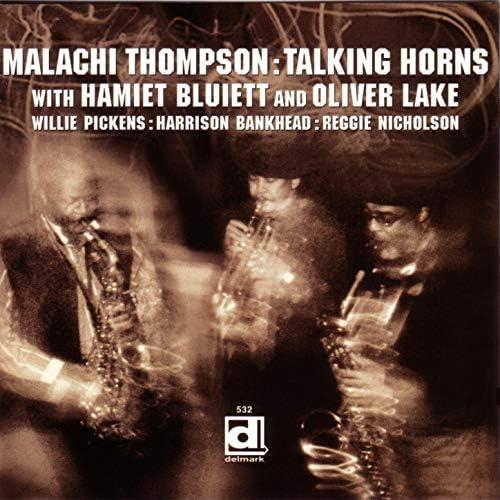 Malachi Thompson feat. Hamiet Bluiett & Oliver Lake
