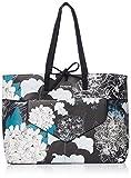 Desigual Arcadia Seattle Shopper - Juego de 2 bolsas para la compra (38 cm)