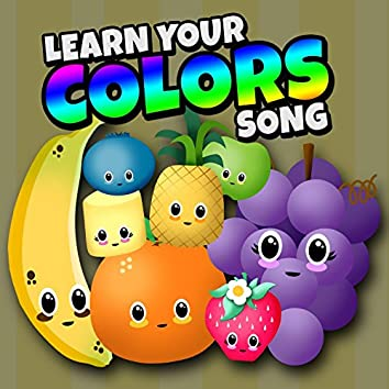 Learn Your Colors Song