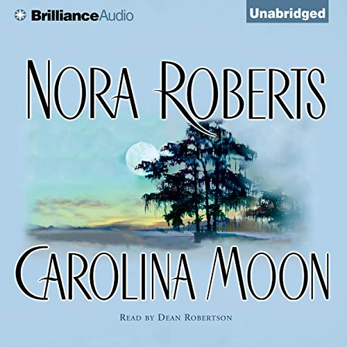 Carolina Moon                   Written by:                                                                                                                                 Nora Roberts                               Narrated by:                                                                                                                                 Dean Robertson                      Length: 13 hrs and 16 mins     3 ratings     Overall 4.7
