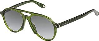 نظارات شمسية من جيفنشي للرجال ج في 7076/S 9O 1ED، أخضر/رمادي، 56