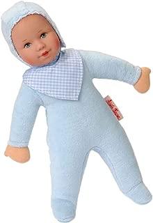 Kathe Kruse Little Puppa Oliver Baby Doll, Blue
