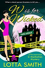 W is for Wicked (Paranormal in Manhattan Mystery: A Cozy Mystery Book 2)