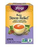 Yogi Tea, Kava Stress Relief, 16 Count