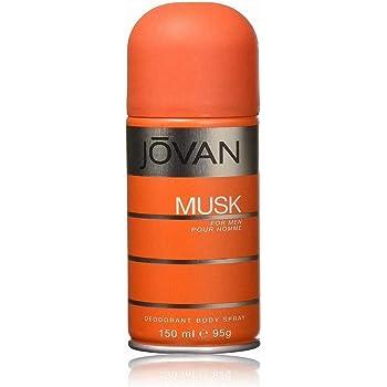 Jovan Musk Body Spray For Men, 150ml