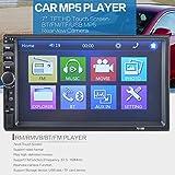 Dibiao 2 DIN Car Multimedia Player 7010B Audio Stereo Radio 7'HD MP5 Touch Screen Display Digitale Bluetooth USB FM Autoradio