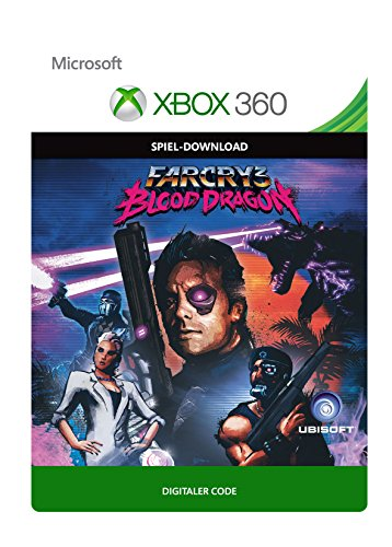 Far Cry 3 Blood Dragon [Xbox 360 - Download Code]