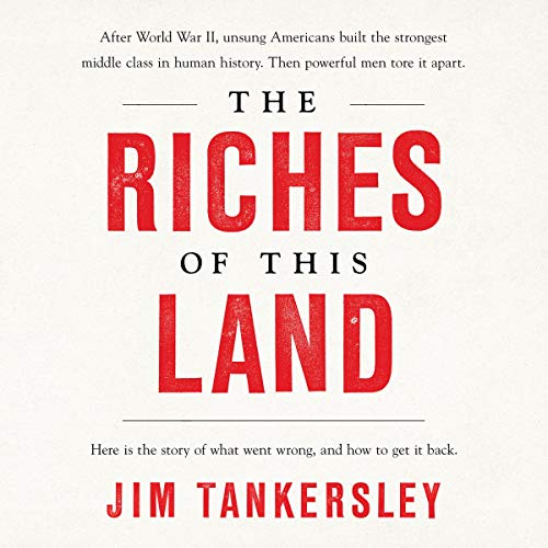 The Riches of This Land audiobook cover art