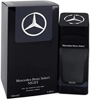 Mercedes Benz Select Night Perfume for Men Eau de Perfume 100ml, 3595471081032
