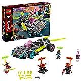 LEGO NINJAGO LaMacchina-TunerdeiNinja, Kit da Costruzione n Macchinina Elaborata con Lame Estraibili, Auto da Corsa Prime Empire, 71710