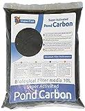 SuperFish 10 Liter Aktivkohle Carbon Filterkohle Filtermaterial für Teich und Aquarium Filter