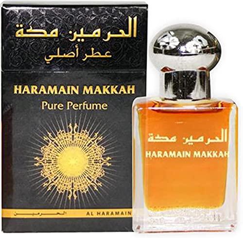Makkah da Al Haramain Profumo base d'olio 15ml - Makka Attar