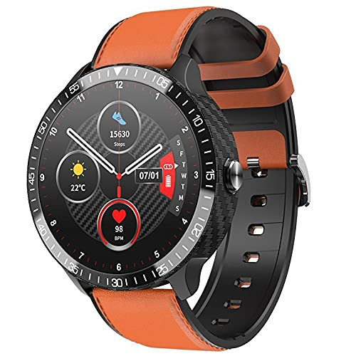 LKXL Smarte Uhren Smart Watch Armband Bluetooth Anruf synchrones Adressbuch