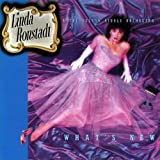 "album cover: 'What's New"" by Linda Ronstadt"