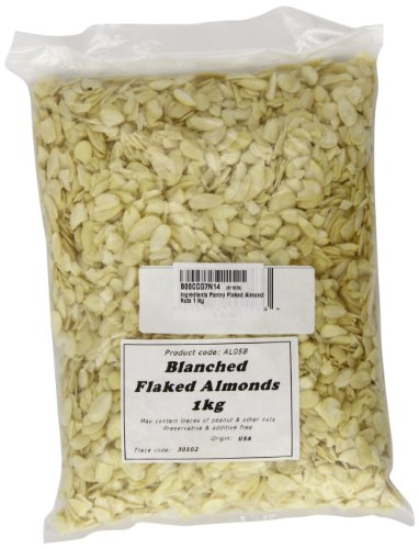 Ingredients Pantry - Amandes Effilées 1kg