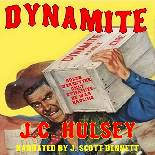Dynamite audiobook cover art