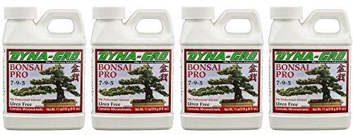 Dyna-Gro BON-008 Bonsai-Pro Liquid Plant Food 7-9-5, 8-Ounce (4, 8-Ounce)