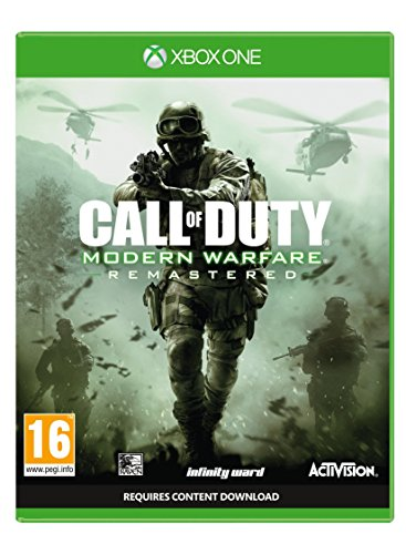 Call of Duty 4: Modern Warfare - Remastered Xbox1 [