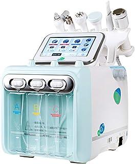 Hydrafacial machine, multifunctionele vacuüm zuigwater hydro-dermabrasie huid machine 6 in 1 kleine bubbel vacuüm poriënre...