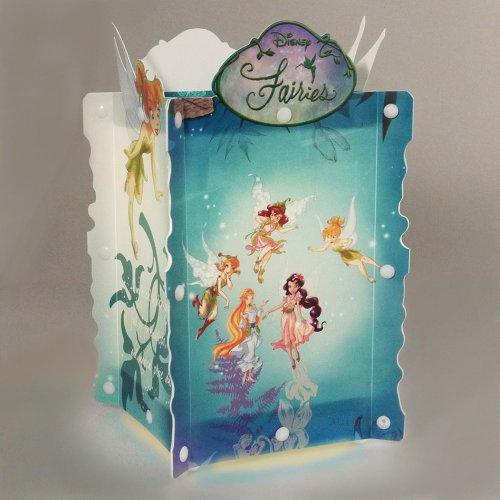 ARDITEX - Lampe de Chevet Disney Fairies