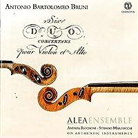 Bruni: 6 Duos Concertants Pour